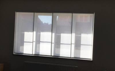 Transparante Japanse panelen